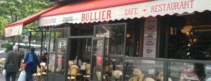 Bullier is one of Paris.