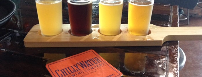 Chilly Water Brewing Company is one of Breweries.