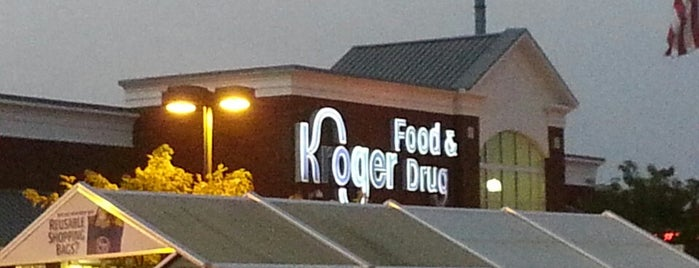 Kroger is one of come here often.
