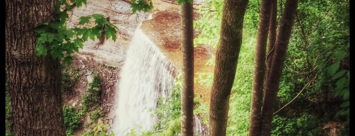 America 39 s top hiking trail in each state - Clifty falls state park swimming pool ...