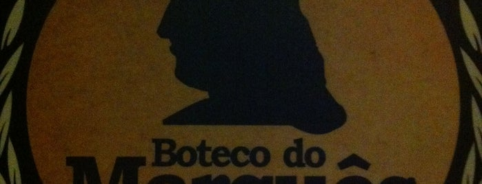 Boteco do Marques is one of Nightlife & Pubs.