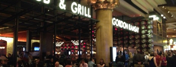 Gordon Ramsay Pub & Grill is one of How The West Was Won.