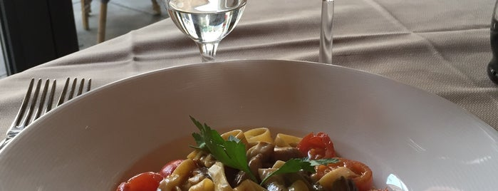 Osteria delle Erbe is one of Food/Restaurant ecc.