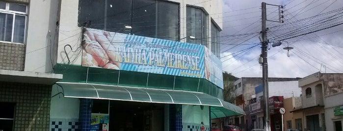 Padaria E Pizzaria Lanchonete Rainha Palmeirense is one of prefeitura.