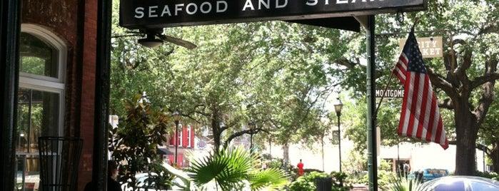 Belford's Savannah Seafood & Steaks is one of Food.