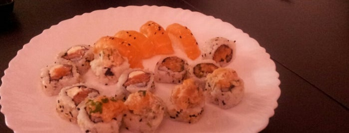 Oriental Sushi is one of Sushi Floripa.