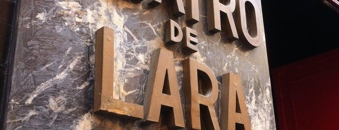 Teatro Lara is one of Teatros de Madrid.