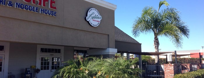Lolita's Taco Shop is one of California's Top 20 Burrito Places.