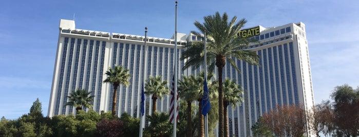Westgate Las Vegas Resort & Casino is one of Hotels.