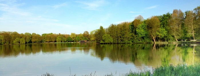 Provinciedomein Kessel-Lo is one of My favorite places in Leuven, Belgium  #4sqCities.