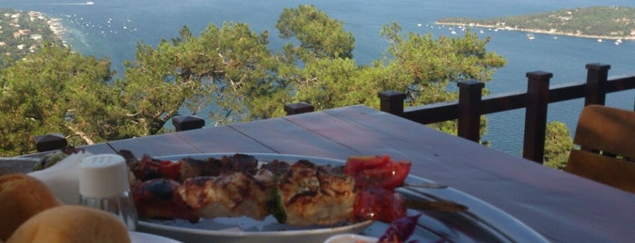 Yücetepe Kır Gazinosu is one of Eat, dream, love!.