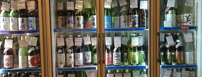 小林商店 is one of 酩酊・大阪八十八カ所.