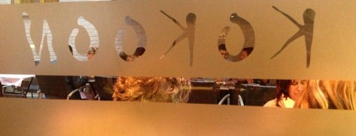 Cool restaurants in Leuven