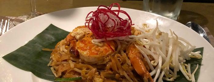 Sabai Thai Restaurant is one of Murray Hill.
