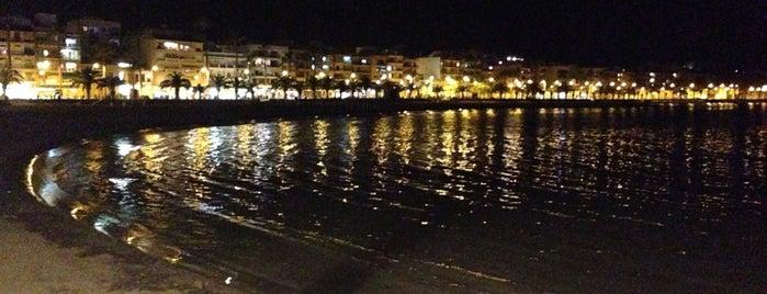 Paseo El Puerto De Mazarron is one of cosas hechas.