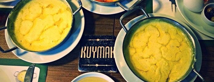 Kuymak Beşiktaş is one of Kahvalti & Brunch.