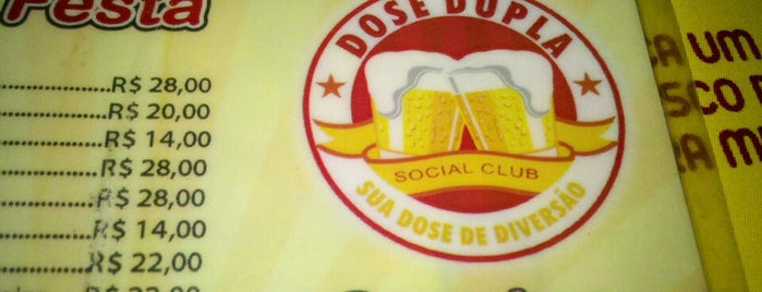 Dose Dupla Social Club is one of lugares.