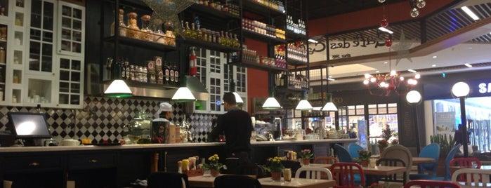 Café des Cafés Petit is one of Ankara.