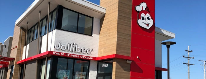 Jollibee is one of To-do eat.