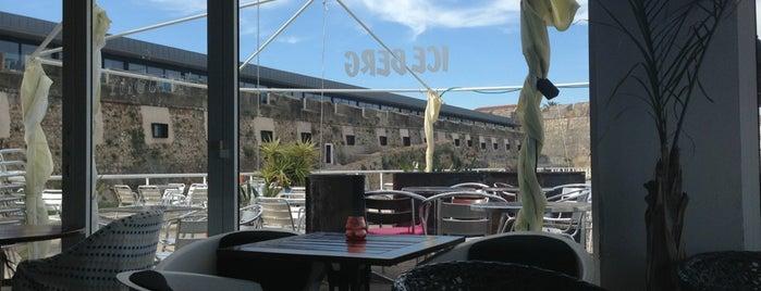 Iceberg Bar Cascais is one of Aqui Há Frescas — Centro/Sul.