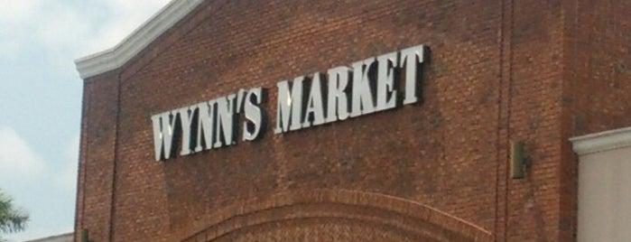 Wynn's Market is one of Favorite Spots.