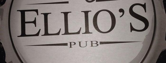 Ellio's is one of Cairo NightLife.