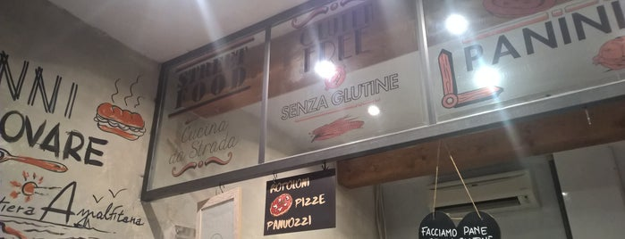 Mama Frites is one of Street Food ROMA.