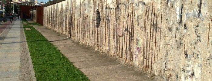 Berlin Wall Memorial is one of Germany.