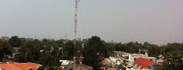 Ville de Cotonou, Bénin is one of World Capitals.
