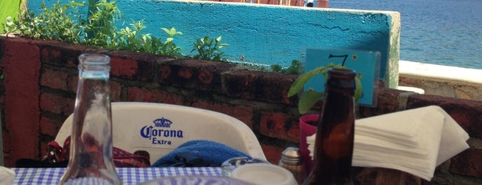 Cafe Bahia is one of Puerto Vallarta.