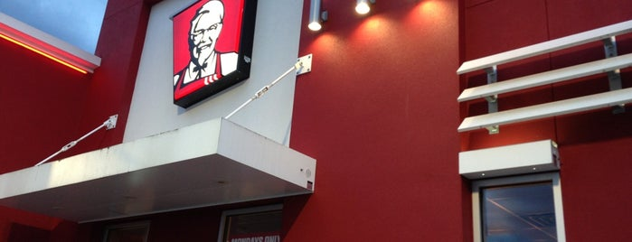 KFC is one of Fried Chicken.