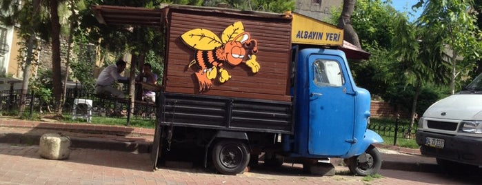 Albayın Yeri is one of Istanbul 💛.
