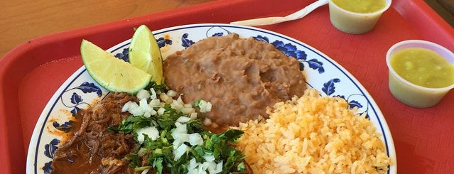Taqueria El Zamorano is one of The 15 Best Places for a Carne Asada in Santa Ana.