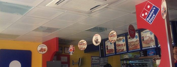 Domino's Pizza is one of Antalya 6.
