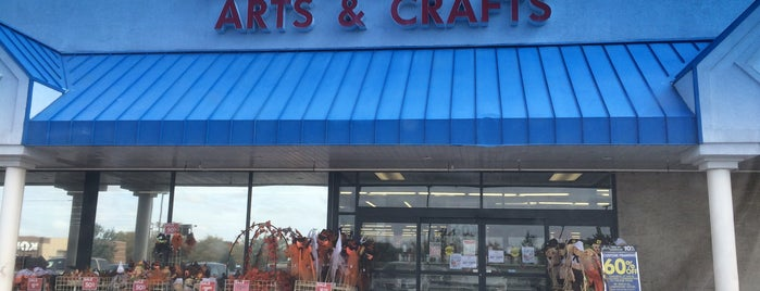 A.C. Moore Arts & Crafts is one of Been there / &0r Go there.