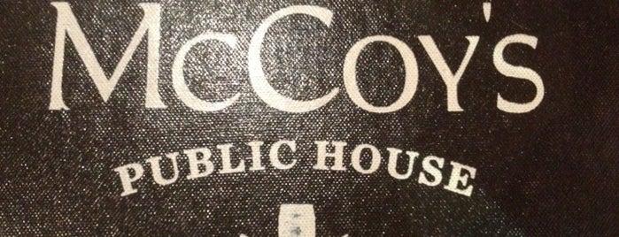 McCoy's Public House is one of Drink Spots in KC.