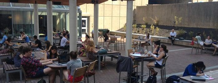 Starbucks is one of Alyssa's University City.