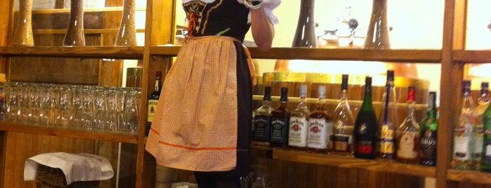 Пивоварня Bierstube is one of Бары-пабы-кабаки.