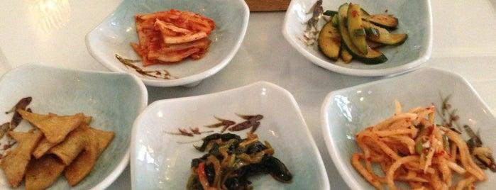 Kims Restaurant is one of Bars + Restaurants.