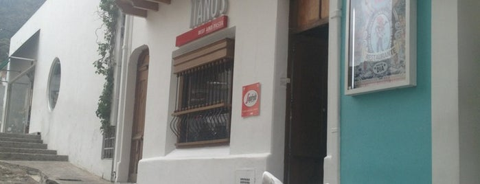 Itano's - Beef And Pasta is one of Restaurantes Comida Italiana Bogota, Colombia.