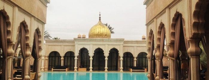 Palais Namaskar Marrakech is one of Hotels.