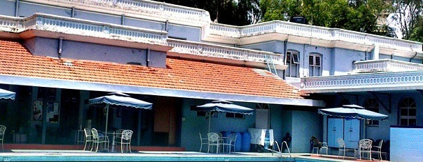 Bangalore Club is one of Lunch & Dinner.