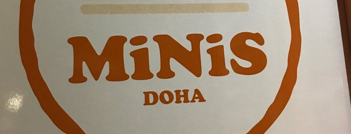 MiNiS is one of Doha.