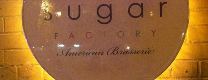 Sugar Factory American Brasserie is one of West-Greenwich village.