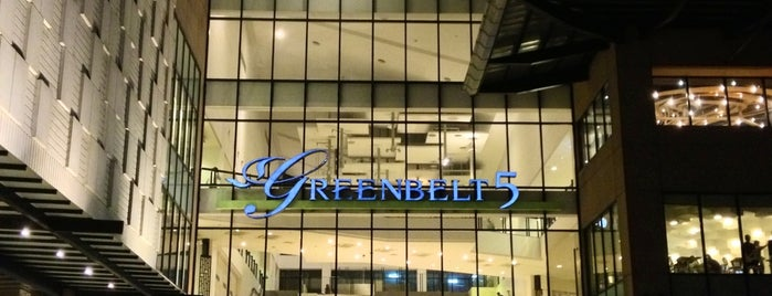 Greenbelt 5 is one of Must-visit Malls in Quezon City.
