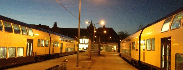 Bahnhof Cuxhaven is one of Bahnhöfe DB.