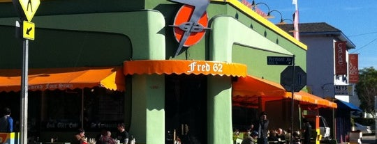 Fred 62 is one of Cool things to see and do in Los Angeles.