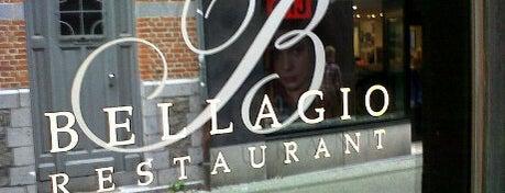 Bellagio is one of CityZine Hasselt Restaurants.