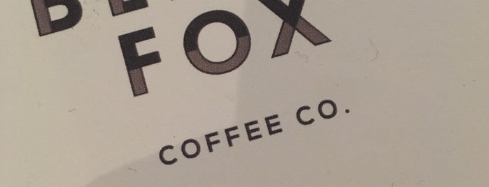 Black Fox Coffee Co. is one of The 15 Best Places with Good Service in New York City.