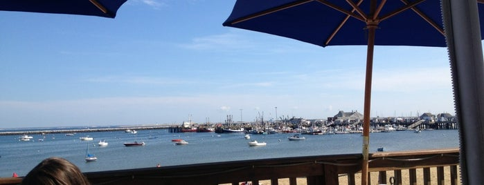 Pepe's Wharf is one of Provincetown.